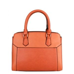 BROWN Fashion Handbag